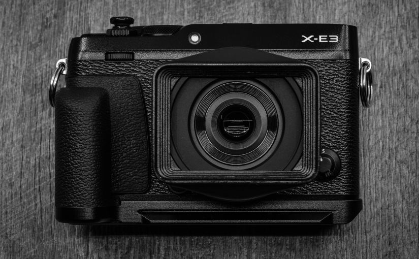 UN 39mm square hood review (forXF27mmF2.8)