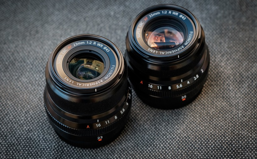 Fujifilm 23mmF2 Review