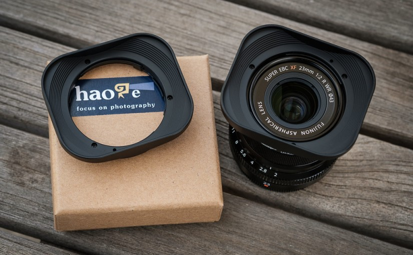 Haoge 23 f/2 & 35 f/2 Square Lens Hood Review