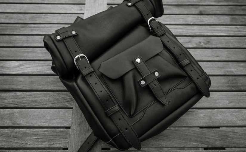 Pad & Quill Roll Top BackpackReview