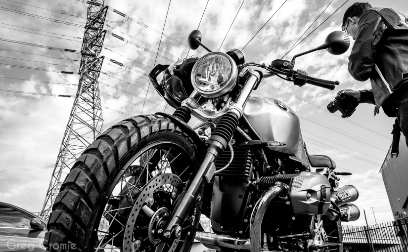 Photographing motorbikes – with the ORP and the Fujifilm X Series.