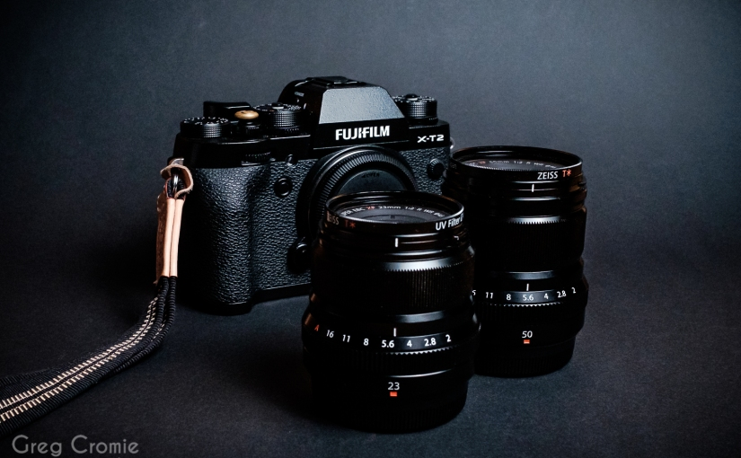 My photography workflow with Fujifilm X Series – Part I – Preparation.